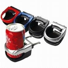 Yüksek kalite yeni evrensel otomatik otomobil araç mavi içme şişesi bardak tutucu 9.5 Cm X 8.5 Cm X 5.5 Cm Dropship araba bardak