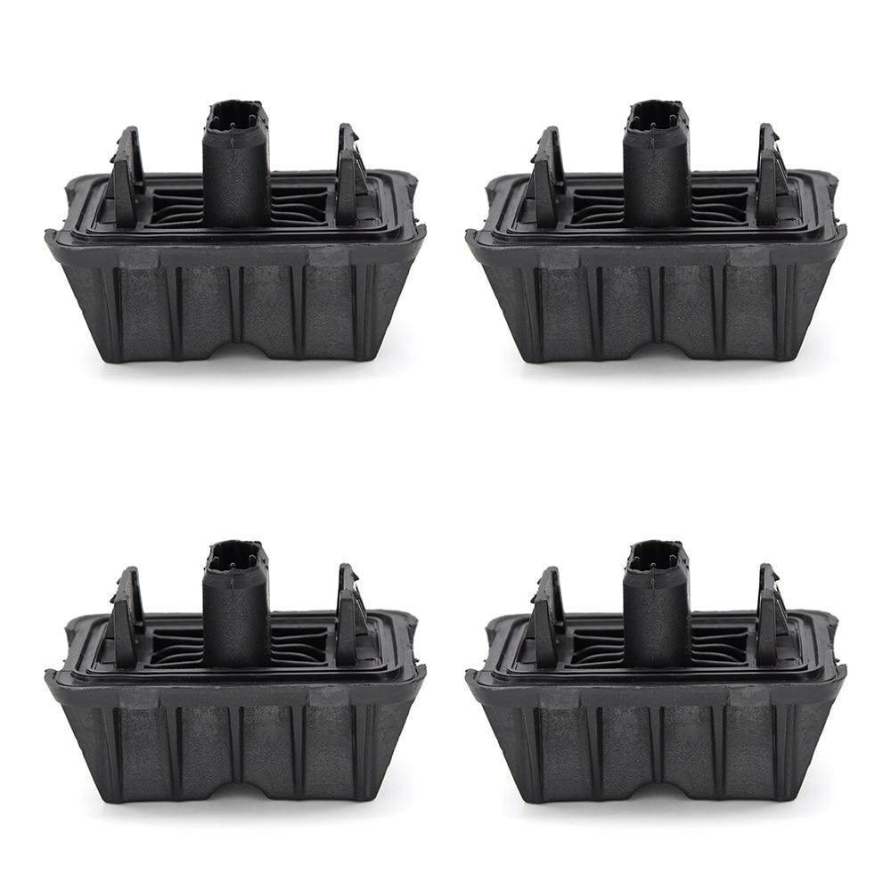 4 шт Джек накладка под Поддержка Pad подъемник для автомобиля 51717237195 подходит для bmw e39 пульт дистанционного управления для BMW 1 3 5 6 7 серия X1 E81 E82...