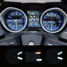QILEJVS 2 Set Cluster Scratch Cluster Screen Protection Film Protector For Yamaha Tmax 530 DX SX 2017 2018 2 set cluster scratch cluster screen protection film protector for ktm duke 390 duke 2017 2018 motorcycle frames