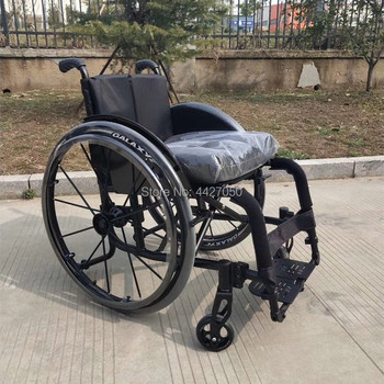 Easy Folding sports traveling Electric Wheelchair