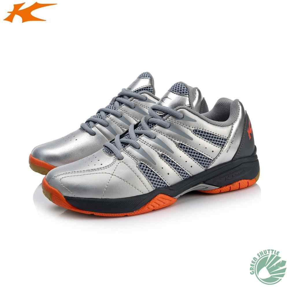 2020 New Original Kason Hard-Wearing Men Badminton Shoes FYTN005 Balance PVC Professional Sport Sneaker
