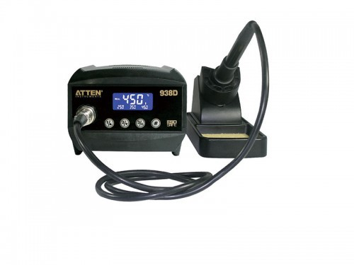 ATTEN AT938D Unleaded Antistatic Thermostatic Temperature Control Advanced Soldering Station