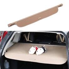 цена на For Honda CRV CR-V 2016 2015 2014 2013 2012 Car curtain trunk partition curtain partition Rear Racks High Quality  Accessories