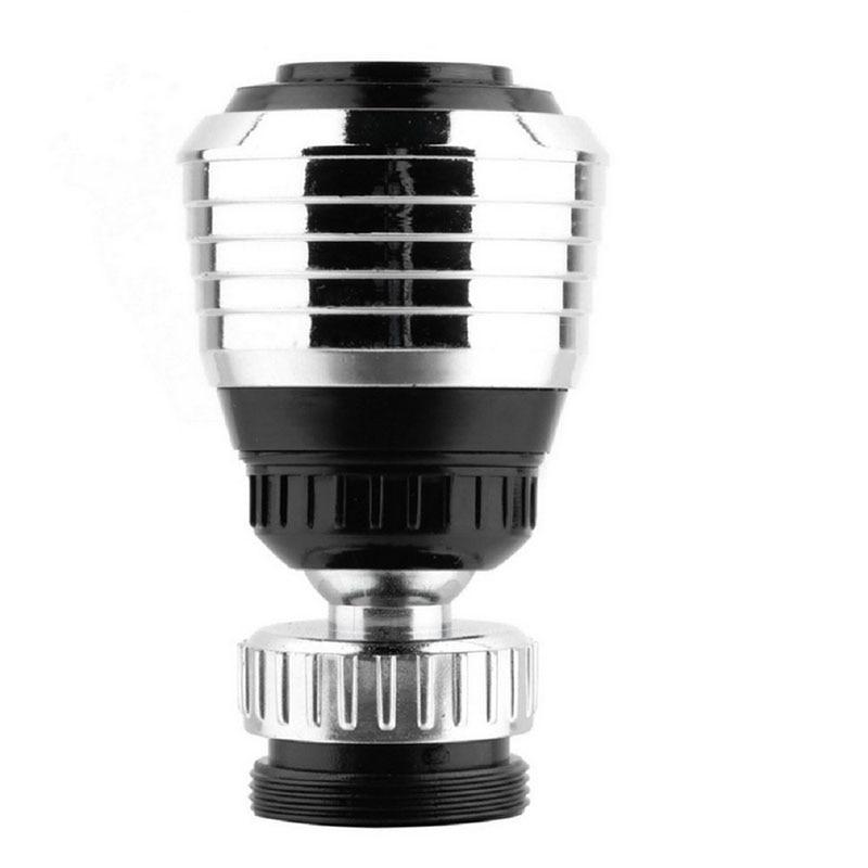 Новый вращающийся на 360 ° поворотный кран сопло экономии воды кран фильтр адаптер распылитель диффузор