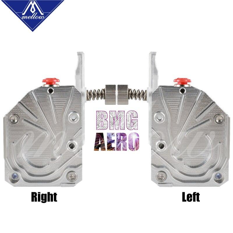 mellow nf bmg aero v6 hotend kit clone aero extrusora de estrutura dupla unidade bmg