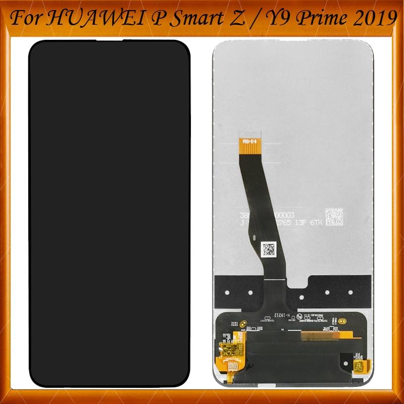 6.59 pouces pour Huawei P Smart Z/Y9 Prime 2019 STK-LX1 STK-L22 écran LCD STK-LX3 + écran tactile numériseur assemblée pièces de réparation