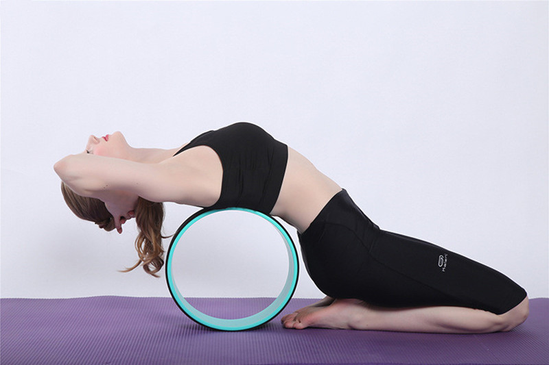 The Plexus Wheel Sport Back pain relief Yoga Circle Waist Shape Bodybuilding