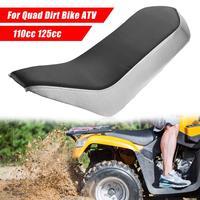 PVC Vinyl Schaum Sitz Quad Dirt Bike ATV 4-Wheeler Racing Stil Für 110cc 125cc