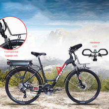 26 cal elektryczny rower turystyczny 48V 250W-750w bezszczotkowy silnik solo, rower elektryczny motyl kierownica miasto E-Spresso e-bike