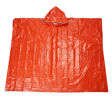 Cloak Poncho Emergency-Raincoat Thickened Outdoor Portable And AT9052 AOTU Rainproof