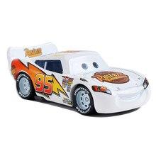 Disney Pixar Cars 3 Saetta McQueen bianco Mater Jackson Tempesta Ramirez 1:55 Pressofuso In Lega Veicolo di No.95 Ragazzo Giocattolo Regalo di compleanno