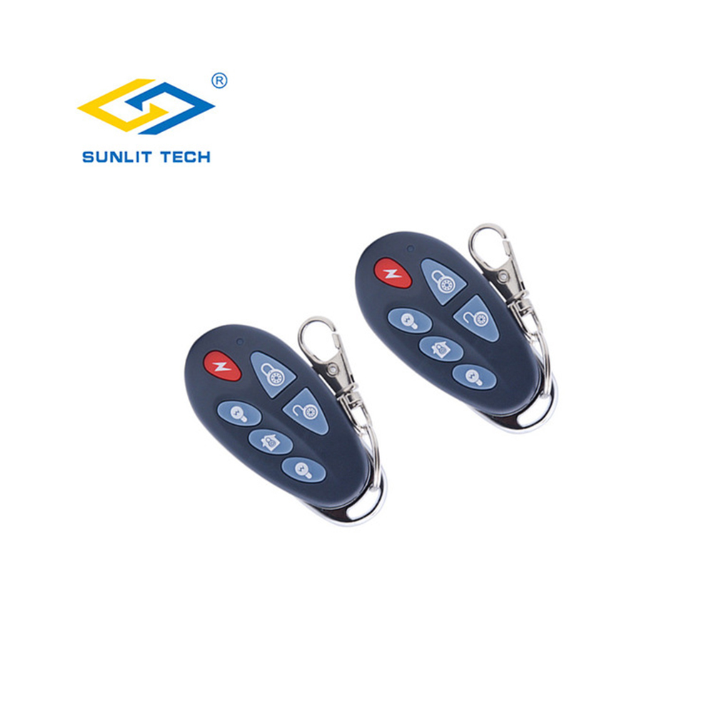 2pcs Wireless Remote Controller Key Fob For 433MHz/868MHz Meian Alarm Home Security System ST-VGT ST-IIB ST-V ST-IIIB ST-IVB