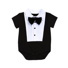 Fashion Baby Rompers Baby Boy Clothes In