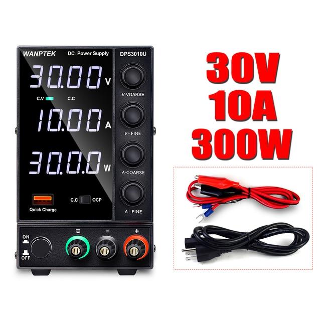 30v 10a Laboratory power supply adjustable switching dc power supply voltage regulator 220v 110v variable bench source power