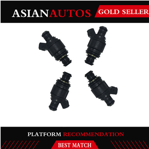 4pcs Fuel Injector Nozzle For OPEL Vectra SAAB VAUXHALL OEM: 90536149 905 361 49