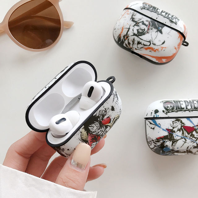 ONE PIECE THEMED AIRPODS CASE (14 VARIAN)