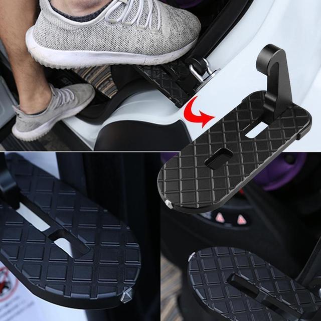 Multifunction Foldable Car Roof Rack Step 2