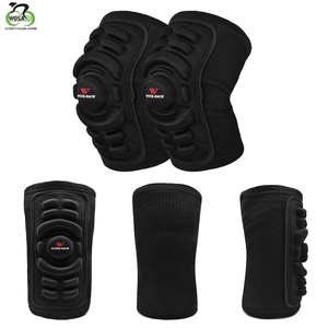 WOSAWE Elbow and Knee pads Mountain Bike Cycling Protection Set Dancing Knee Brace Support MTB Eblow Knee Protector