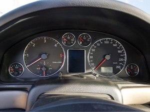 Image 2 - รถ Chrome Dashboard Gauge แหวนชุดสำหรับ Audi A6 C5/A4 B5/A3 8L