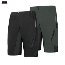 Motorcycle-Shorts Mtb Downhill WOSAWE Bike Bicycle Summer Loose-Fit Road Outdoor-Riding