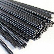 Auto Schweißen Stangen Kunststoff Stoßstange Reparatur Befestigung Werkzeuge Spitze Doppel Runde Bar Elektroden Löten Supplies Sticks