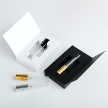 Empty-Perfume-Bottle Package-Box Customizable for Giftpresent White 10pcs/Lot Goodexcellent-Box