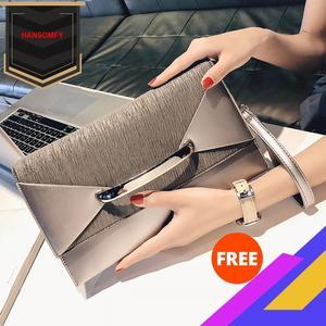 Image 1 - Лидер продаж 2020, новый стиль, обеденная сумка, женская сумка конверт для переноски, женские высококачественные кошельки и сумки с бесплатной доставкой