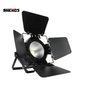 Image 1 - Novelties LED 200W COB Par Lights Aluminum Housing White/Warm White Color For Stage/Theater/Small Club And Bars Lighting SHEHDS