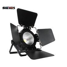 SHEHDS lampe Par boîtier en aluminium, LED 200W, blanc/blanc chaud, éclairage de scène, de théâtre, de petits clubs et Bars, nouveauté