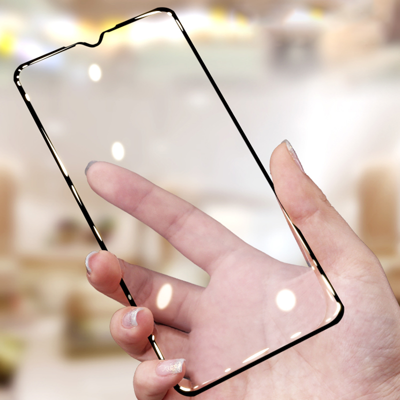 Full Tempered Glass on the Redmi 7 7A 8 8A 9 9A 9C Glass For Xiaomi Redmi Note 7 8 9 Pro 9S 8T Screen Protector Protective Film