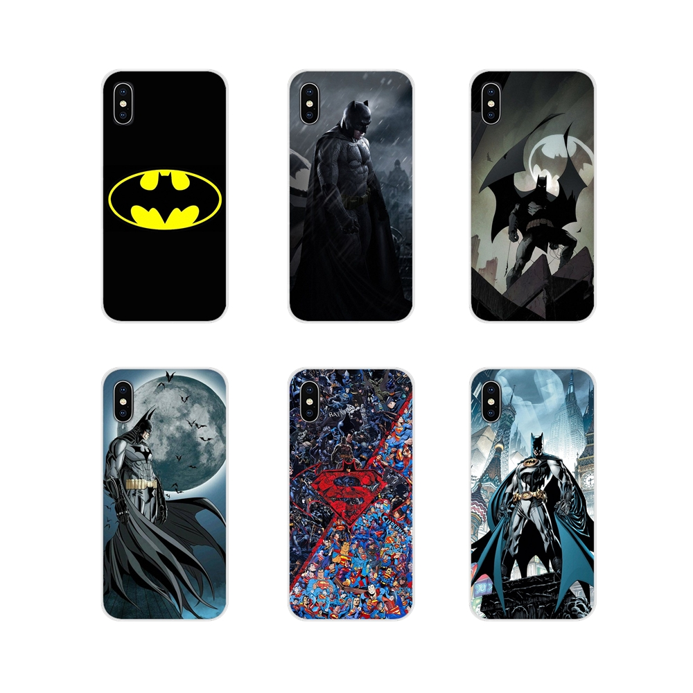 <font><b>DC</b></font> Detective Comics Batman Bruce Wayne Silicone Cases Cover For Xiaomi Redmi 4A S2 Note 3 3S 4 4X <font><b>5</b></font> Plus 6 7 6A Pro Pocophone F1 image