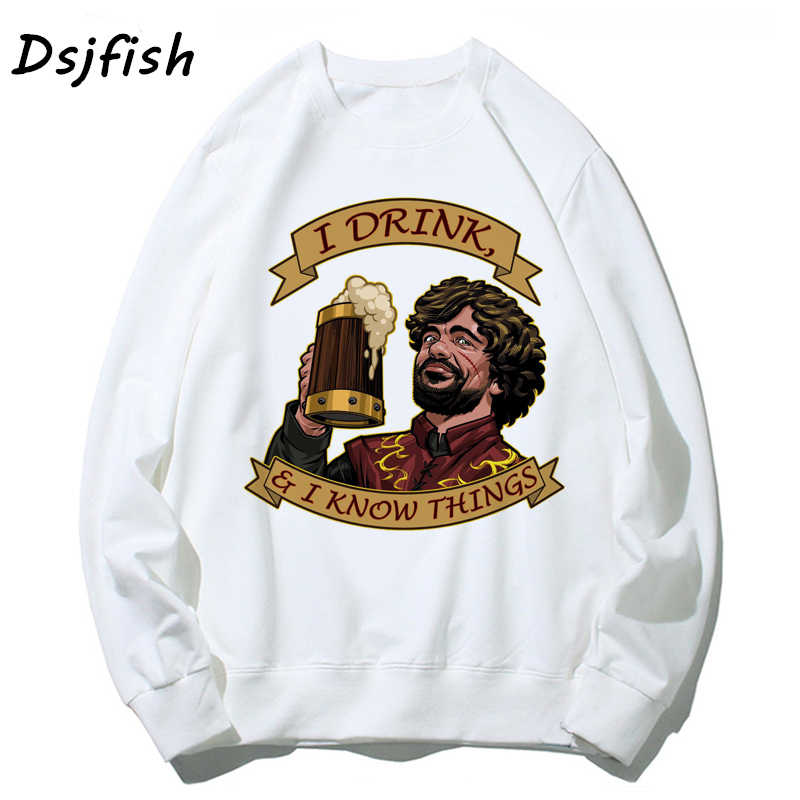 Hoodies mens Tell Cersei Game Of Thrones Shirt Olenna Tyrell Shirt Funny sweatshirts  It Was Me Pop Culture GOT Floral unisex