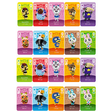 Amiibo Card NS игровая серия 4 (281 до 320) карточка для скрещивания животных
