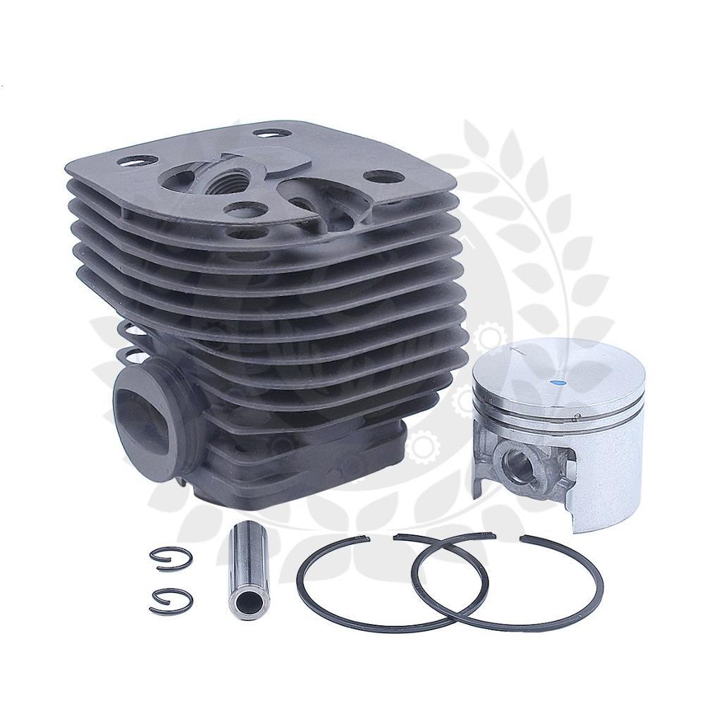Free Shipping Cylinder For Stihl FS550, FS420 (46mm) Nikasil Plated Cylinder Kit