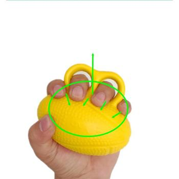 HobbyLane agarre de dedos pelota fuerza de dedo entrenador hemipléjico equipo de rehabilitación pinza