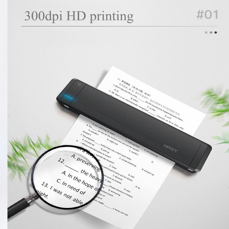 mini bluetooth usb impressora casa negocio com 05