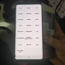 Écran tactile LCD pour Samsung Galaxy S8, avec de grandes lignes et des pixels morts, pour modèles G950, G950F