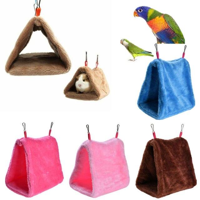 Bird Hammock For Small Birds  3