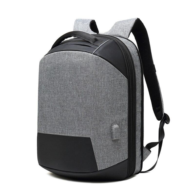 Computer backpack men's outdoor travel leisure backpack business schoolbag business trip multi-functional men's bag