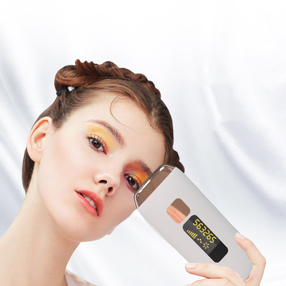 500000 Flash Laser Depilator Hair Removal Tools IPL Epilator Permanent Touch Body Leg Bikini Trimmer epilator