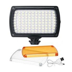 Image 4 - ل DJI OM 4 OSMO المحمول 2 3 ZHiyun السلس 4 Feiyu LED أضواء وامضة دعم ضوء حامل ثابت قوس تمديد الذراع اكسسوارات
