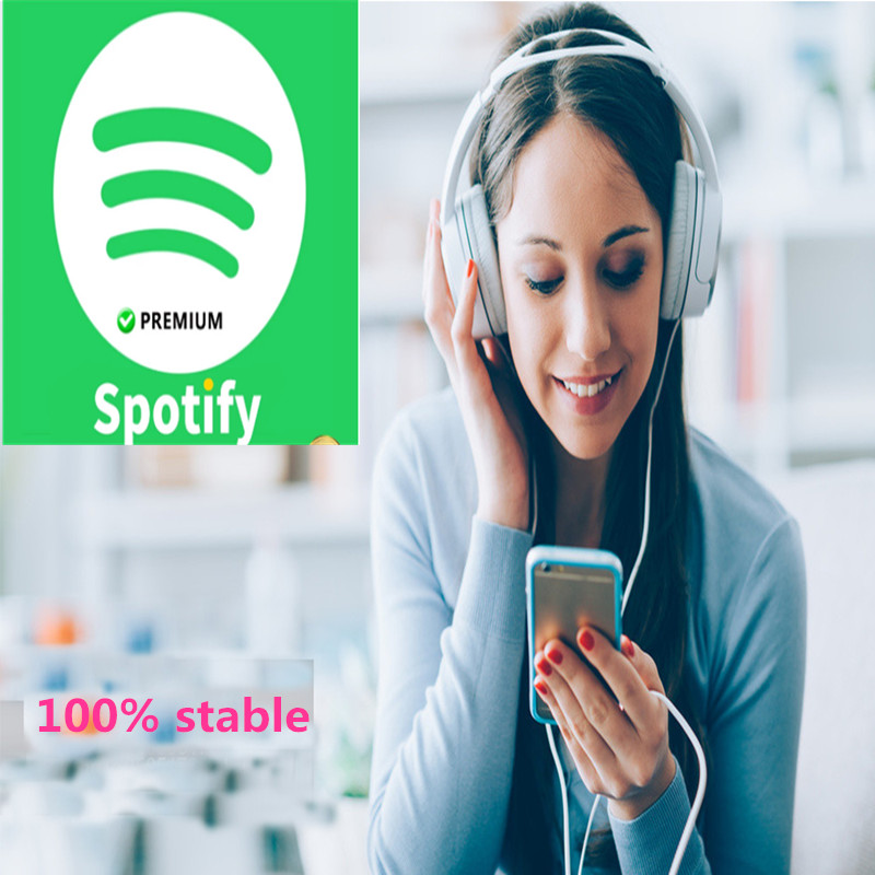 Spotifys premium Music Player Global Works on Android IOS Tablet PC Iphone