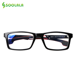 Image 1 - SOOLALA Anti Blue Light Reading Glasses Women Men Blue Light Blocking Computer Glasses Presbyopia Eyewear For Readers Dioper