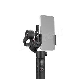 Image 3 - Zhiyun Universal Smartphone Gimbal ขาตั้งกล้องอะแดปเตอร์โทรศัพท์มือถือหมุนคลิปสำหรับเครน/2/plus/M สำหรับ iPhone X 8 สมาร์ทโฟน