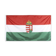 90x150cm HUN 1920-1946 Bandeira de Hungria