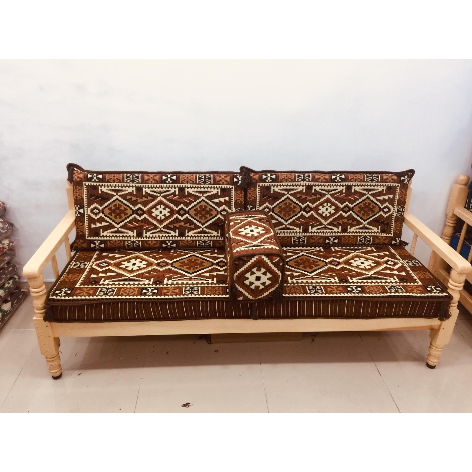 Arabic Floor Seating Sofa Arabic Majlis Seating Pillowcases Cushion Hookah Lounge Sofa English Seating Set