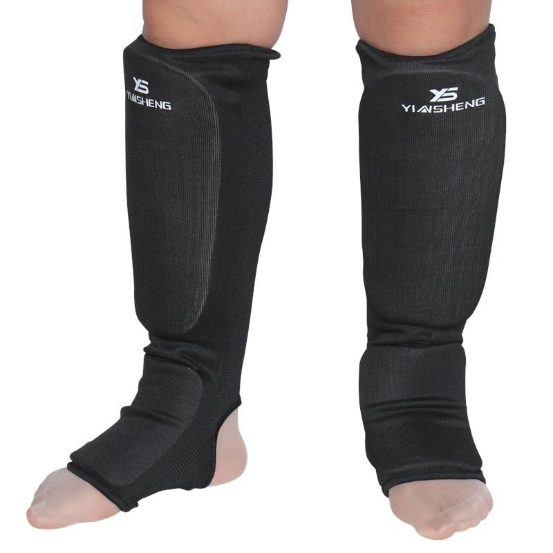 Caviglia Piede Supporto Brace Pad MUAY THAI KICK Bendaggio Arti Marziali Formazione di sicurezza