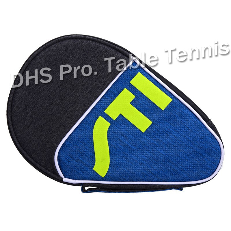 STIGA 2019 New Table Tennis Bag (Square / Round, Red / Blue) Top Quality Fashion Ping Pong Case 1 Order