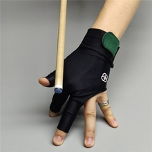 Billiard Glove Left Right Hand McDermottCue Small Medium Large XL Carom 3 Fingers Professional Pool Glove Billiard Accessories