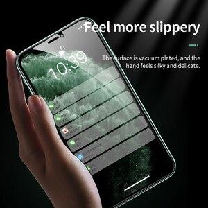 Image 5 - HOCO Protector de pantalla para iPhone, Protector de pantalla de Protección de Privacidad para iPhone 11 Pro X Xs Max XR, película 3D de vidrio templado completo